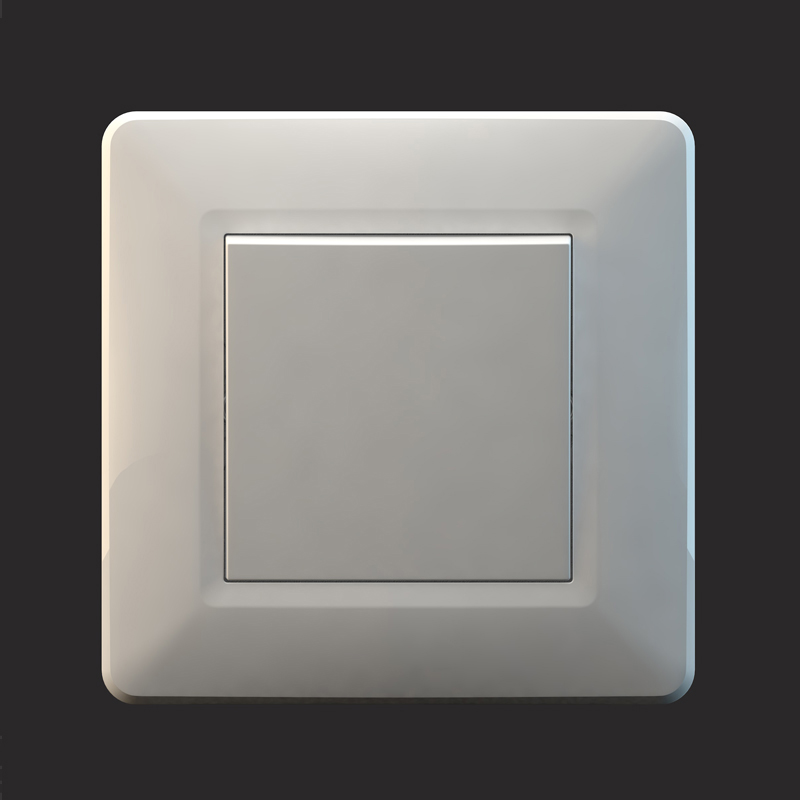 1 gang 1 way/2way wall switch