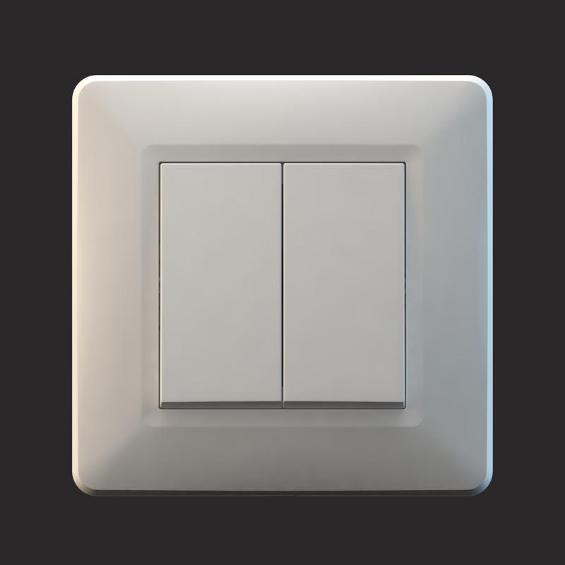 2 ang 1 way wall switch