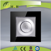 HG109 thoughened glass  lighting dimmer 500W