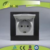 HA159   water proof schuko socket
