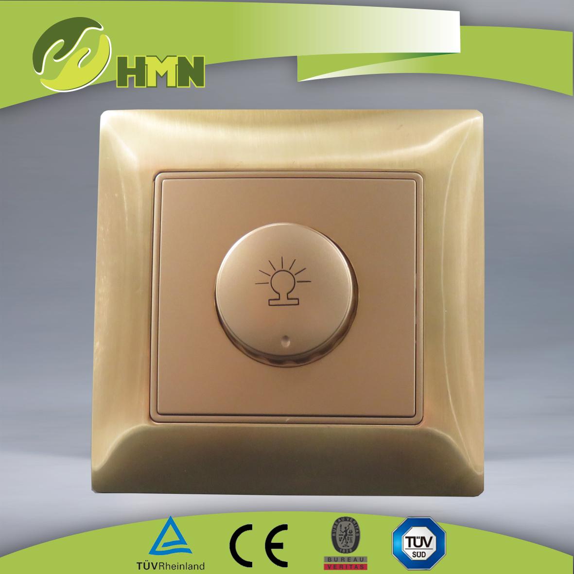 VZ109 Metal zinc lighting dimmer 500W