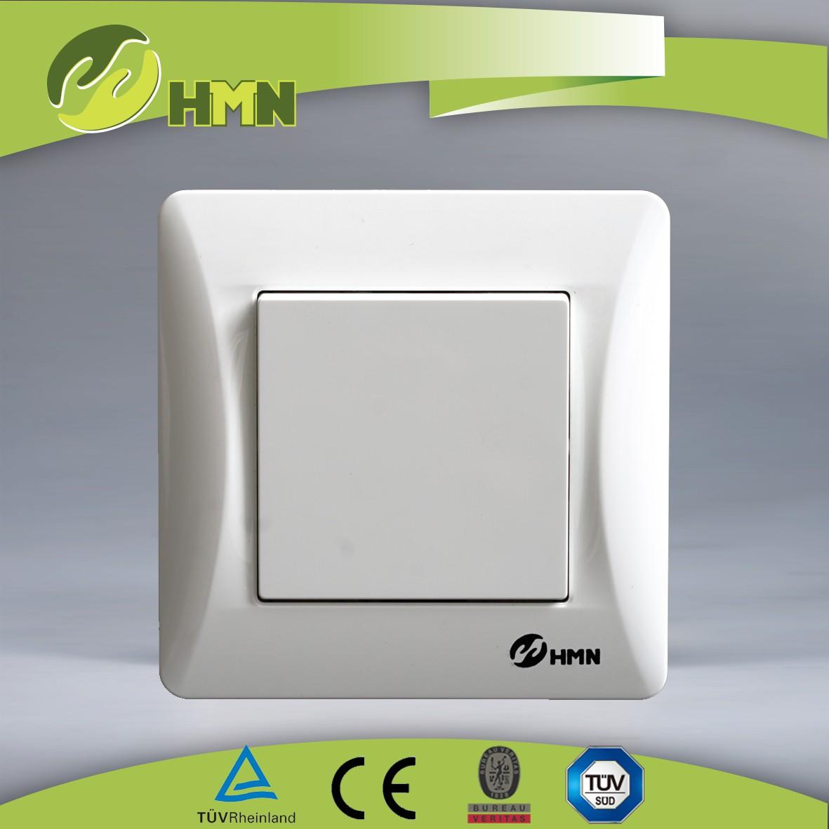H111/H112  1gang 1way/2 way switch