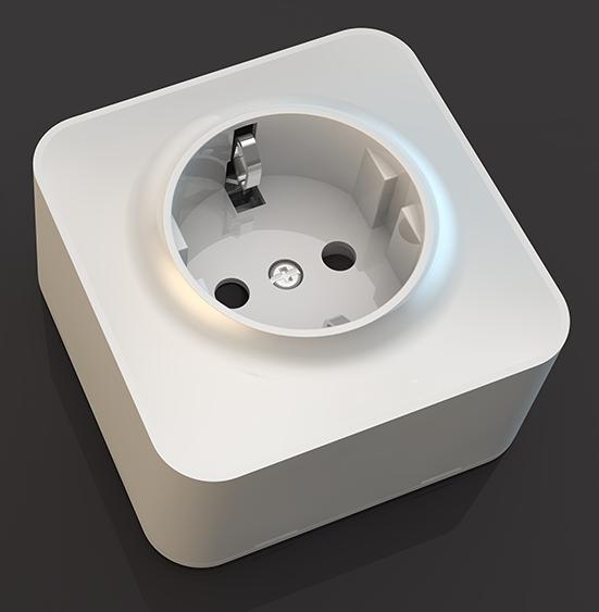 S149   surface type schuko socket